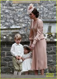 kate middleton prince william u0026 kids attend pippa u0027s wedding