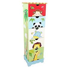 Sunny Safari Bookcase Amazon Com Fantasy Fields Sunny Safari Animals Thematic 5