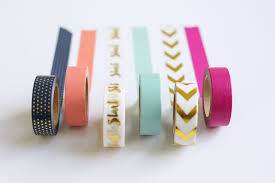 Washi Tape What Is It The Best Planners In The Biz Luxury Lifestyle Executive 2017
