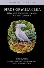 birds of melanesia bismarcks solomons vanuatu and new