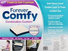 forever comfy combination cushion 1 0 ct walmart com