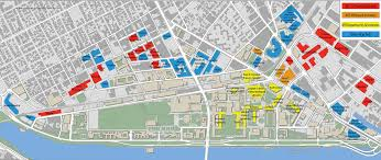 Boston College Campus Map by How To Build A Biotech Renaissance Mit In Kendall Square Mit News