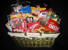 junk food gift baskets of appreciation gift baskets all american snacker candy and