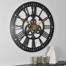 Home Decor Wall Clocks Gear Wall Clocks
