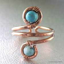 jewelry wire rings images 730 best wire jewelry rings images wire rings jpg