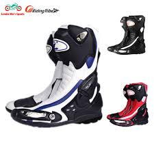 motorcycle booties online buy wholesale racing boots from china racing boots
