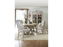 hooker furniture dining room boheme du monde ladderback dining