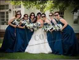 marine bridesmaid dresses david s bridal colors marine spa or peacock weddingbee