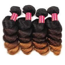 human hair extension ombre wave human hair extension 3bundles unprocessed remy hair