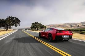 2014 corvette black 2014 corvette stingray shifts away from tradition latimes