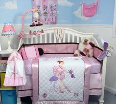 Ballerina Crib Bedding Ballerina Crib Bedding Tktb