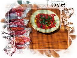 cuisiner les poivrons rouges recette de poivrons rouges grillés à congeler