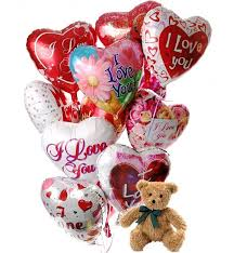 valentines baloons s day balloons 12 mylar balloons
