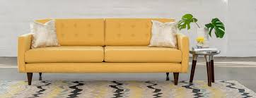 Elliot Sofa Bed Elliot Sofa Bed Orange Sofa Bed