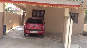 House Car Parking Design House Front Elevation And Parking Youtube