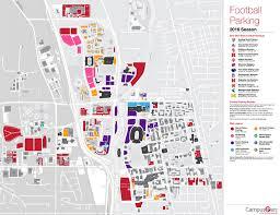rutgers football parking map ohio stadium parking map illinois map