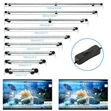 color changing led fish tank lights rgb remote color changing led smd aquarium fish tank light lighting