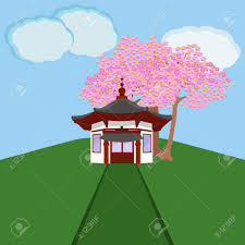 chinese home asian clipart chinese house pencil and in color asian clipart