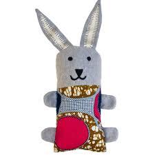little friends bunny plush handmade and fair trade u2013 global