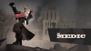 tf2 halloween background hd team fortress 2 medic steam trading cards wiki fandom