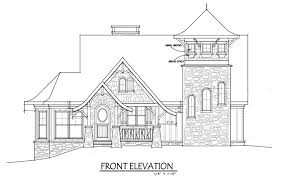 Home Plans With Loft Small Cottage House Plan With Loft Fairy Tale Cottage