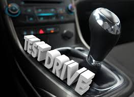 test drive tip of the week how to handle the test drive