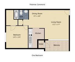 one bedroom apartments in md potomac commons frederick maryland apartments frederick apts