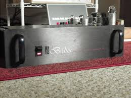 25 25 by Vintage Hi Fi Audio Restorations Bedini 25 25 Class A Power Amplifier