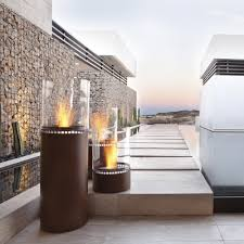 ecosmart fire lighthouse outdoor fireplace ecosmart fire from