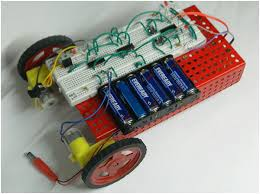 Seeking Robot Date Step By Step Line Follower Robot Without Microcontroller