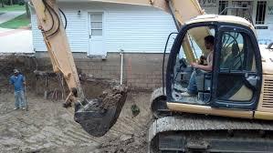 excavating contractors chardon ohio difranco contractors