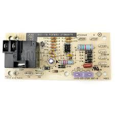 goodman time delay fan control board