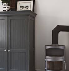 dark grey paint furniture the dark charcoal grey paint of the wardrobe at