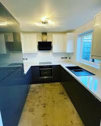 b q kitchen wall cabinets white nitter