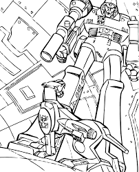 coloriages transformers robots 1 transformers coloring pages