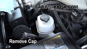 cadillac cts transmission fluid follow these steps to add power steering fluid to a cadillac cts