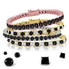 colored tennis bracelet images See how to buy colored diamond tennis bracelets jewelry at png