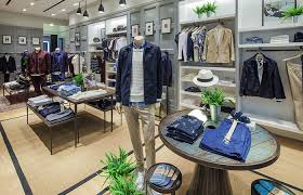 club monaco outlet club monaco opens new outlet at mbs the peak singapore your