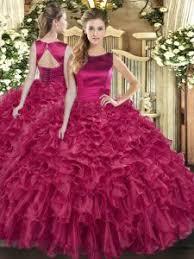 fuchsia quinceanera dresses fuchsia quinceanera dresses 2018 for less