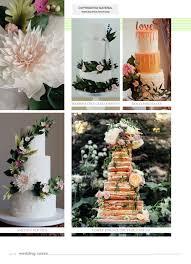 Wedding Planning For Dummies Wedding Cakes Magazine Spring 2017 Squires Kitchen Shop Cake