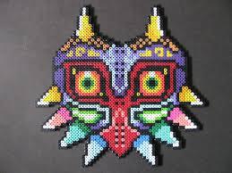 bead mask perler bead majora s mask by ep 380 on deviantart