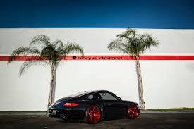 Porsche 911 Black - 2012 porsche 911 black edition fitted with 20 inch bd 3 u0027s in