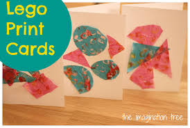 lego print thank you cards for kids the imagination tree