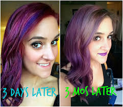 Pretty Colors To Dye Your Hair Love Elizabethany How To Make Your Fashion Hair Color Last