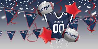 nfl new england patriots party supplies decorations u0026 party