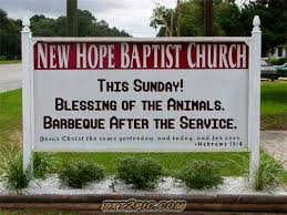 Church Sign Meme - church sign of the day the way of improvement leads home