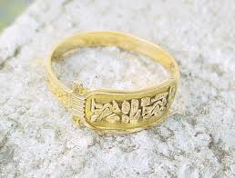 cleopatra wedding ring gold cartouche ring jewelry cartouche jewelry