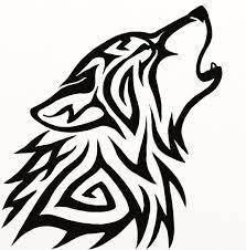 tribal wolf avatar by hareguizer on deviantart
