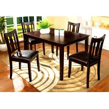 Kitchen Table With Caster Chairs Furniture Handsome Patio Dining Tables Outdoor Chairs Set