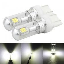 car brake light bulb mz 7443 w21 5w t20 40w led car brake light conversion bulbs 2pcs
